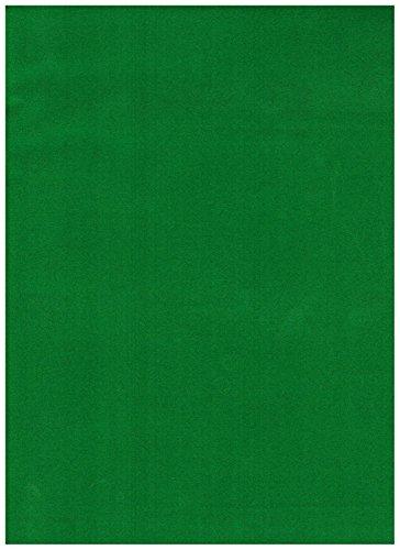 (Solid Green Velvet Self Adhesive Paper 36 FT )