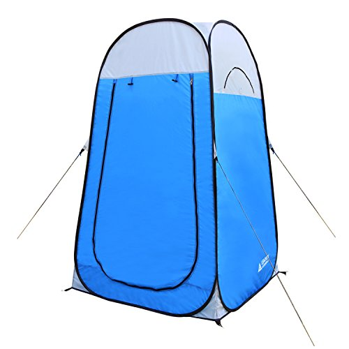 Backpacks Pop Up Shower Tent Dressing Changing Pod Toilet