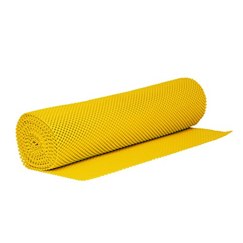Viper Tool Storage VLINERYW 18-Inch x 12-Feet Yellow Drawer (Tool Box Liner)