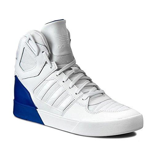 adidas Originals Women's zestra w Fashion Sneaker, White/Collegiate Royal, 5.5 M US (Adidas Performance Womens Sellwood W Fashion Sneaker)