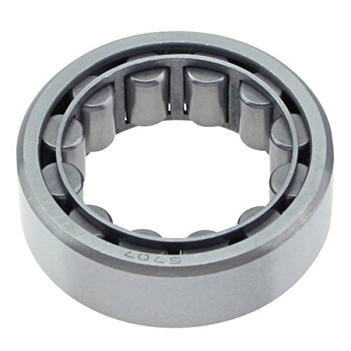 Chevrolet Camaro Rear Wheel (WJB WB5707 - Rear Wheel Cylindrical Roller Bearing - Cross Reference: National 5707/ Timken 5707/ SKF R1563-Tav, 1 Pack)