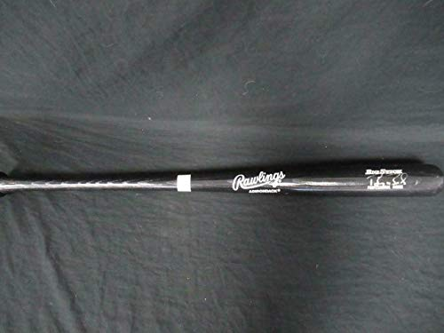 Barry Bonds Autographed Signed Memorabilia Rawlings Big Stick Bat Autograph Auto - PSA/DNA Authentic