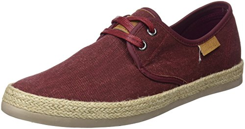 Burdeospu Nappa Parta2 Cuero Mtng Homme Sneakers Basses Multicolore Burdeoslavo lavado YBg0qv