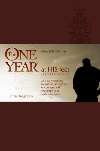 The One Year At His Feet Devotional (One Year Book)