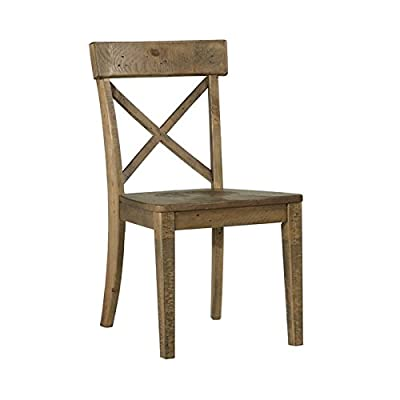 Ashley Trishley Dining Chair in Light Brown (Set of 2) -  - kitchen-dining-room-furniture, kitchen-dining-room, kitchen-dining-room-chairs - 412w6oQsDzL. SS400  -