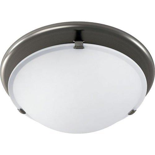 Broan Qtr080l Ventilation Fan And Light: Broan 761BN Decorative Ventilation Fan With Light