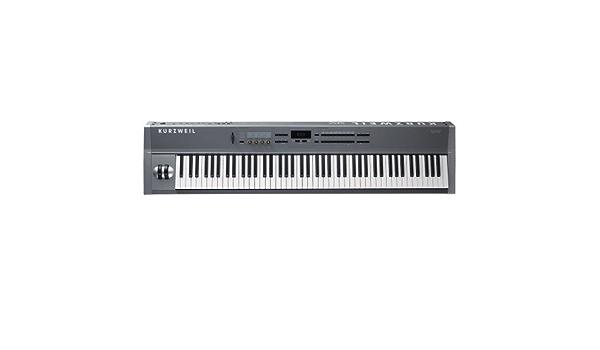 Kurzweil SP2X Piano digital: Amazon.es: Instrumentos musicales