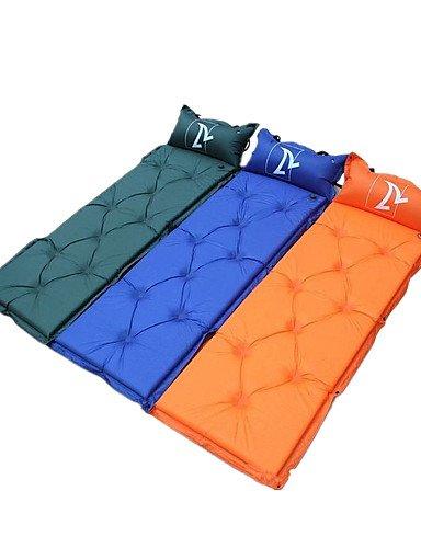 ZQ Colchón Inflable / Colchoneta de Camping / Colchoneta de dormir / Colchones de Aire (colores surtidos) -A Prueba de Humedad /: Amazon.es: Deportes y ...