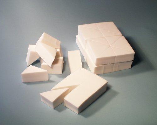 e (8 Wedge Pack) (Latex Sponge Wedges)