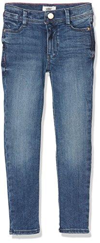 NOP G Jeans Skinny Neva, Vaqueros para Niñas Azul (Blue Denim C306)