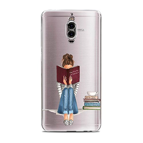 Funda Galaxy S8+,Vanki® Carcasa Cubierta TPU Silicona Goma Suave Case Protection y Premium Clarity Cover Ultra Fino Anti-Arañazos para Samsung Galaxy S8 Plus 11