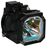 CTLAMP Professional Replacement TV Lamp 915P028010 with Housing for Models: WD-52526, WD-52527, WD-52528, WD-62526, WD-62527, WD-62528