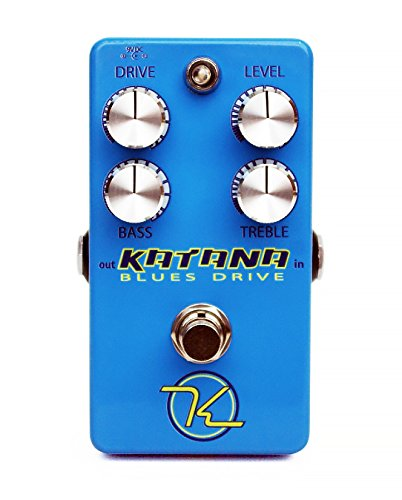Keeley Katana Blues Drive · Pedal guitarra eléctrica: Amazon.es: Instrumentos musicales
