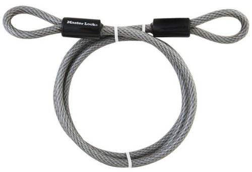 Master Lock #78DPF 6' Double Loop Cable