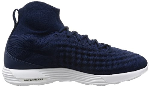Sneaker Hommes Flyknit 852614 Lunar 401 Nike Bleu II Magista qwRf6xO