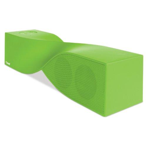 iSound Twist Bluetooth Wireless Mobile Speaker (Rubberized Green) ()