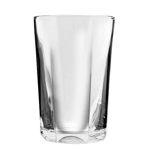 Anchor Hocking 77792R Clarisse Stacking 12 Oz Beverage Glass - 36 / CS