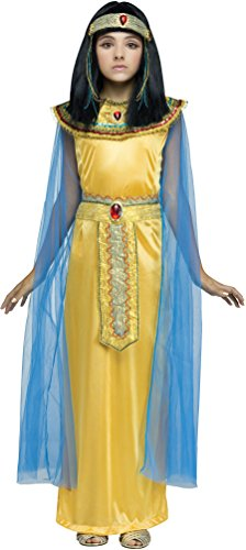 Golden Girl Costumes (Golden Cleo Child Costume - Large)
