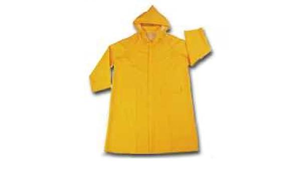 Diamondback Unisex-Adult Raincoats with Removable Hood Yellow, XXX-Large