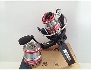 Tsurinoya HY1000 5.2:1 9 Rodamientos de bolas Pesca al spinning ...