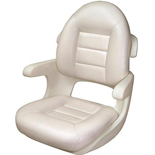 Tempress Elite High Back Helm Seat, White