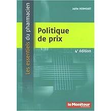 Politique de Prix 4e Ed.