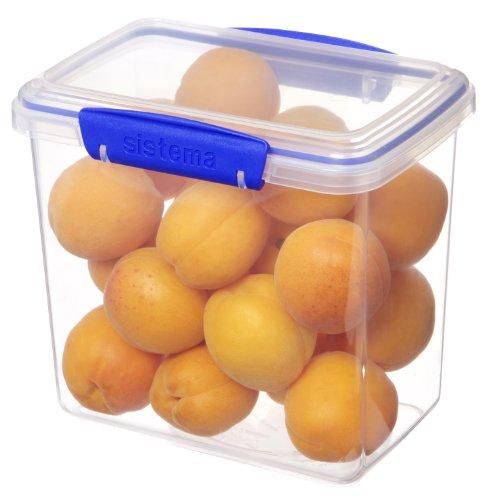 Sistema Klip It Collection Rectangle Food Storage ...