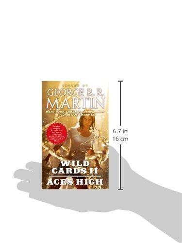 Wild Cards Ii Aces High George R R Martin Wild Cards Trust