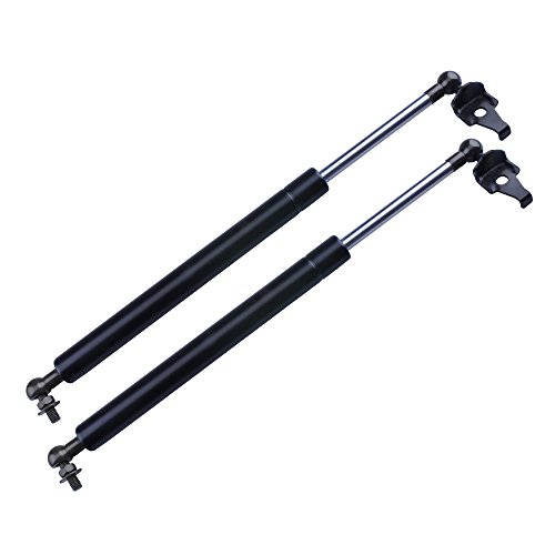 TOFNK TK7080 Two Front Hood Gas Lift Support Bonnet Shock Damper Spring For 1997-2001 Toyota Camry CE LE XLE