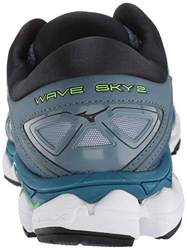 Mizuno Men's Wave Sky 2 Running Shoe 6