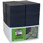 Multy Home Stomp Stone Rubbr12 X12  Case Of 120, Multy Home