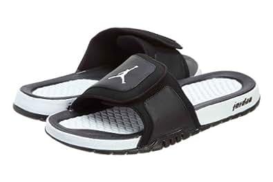 Nike Air Jordan Hyrdo 2 Mens Flip Flops 312527-010 Black 13 M US