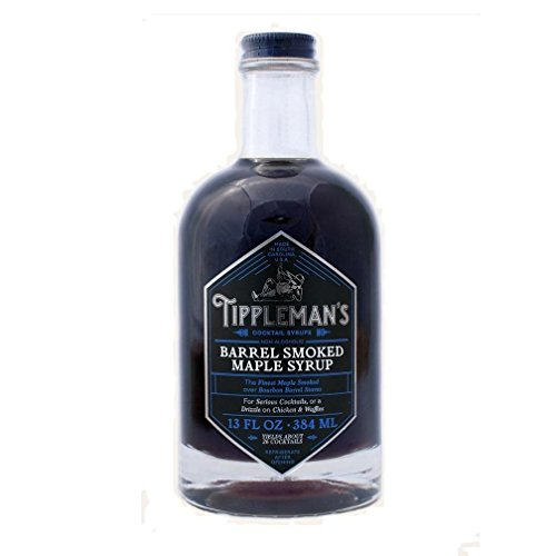 Tipplemans Barrel Smoked Maple Syrup