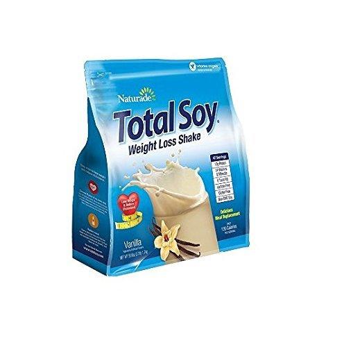 Naturade Total Soy, Vanilla (3 lbs.)