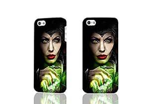 Maleficent 3d Durable Hard Unique Case for Iphone 5 5s