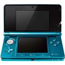 Nintendo 3DS Console - Aqua Blue (UK) /3DS
