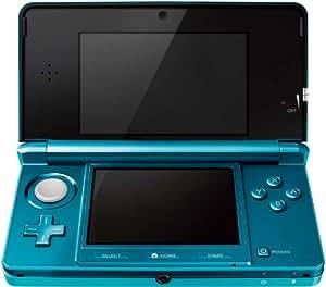 Nintendo 3DS - Color Azul Aqua [Importación inglesa]