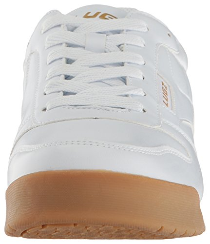 Gum Matchpoint White Sneaker Lugz Men's Fashion w8YqnzX