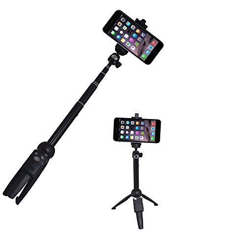 Yunteng YT-9928 Tripod Selfie Stick Portable Bluetooth Handheld Lightweight Selfie  Pole Destk Top Tripod d76239dbfd06