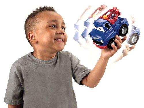 - Fisher-Price Shake 'n Go Disney/Pixar Cars 2 - Ivan Mater