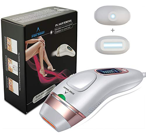 Iron Tower IPL Permanent Hair Removal Device 300,000 Flashes