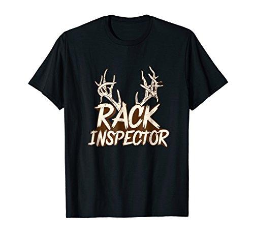 Funny Deer Hunting T-shirts - Deer Hunting Shirt For Men Funny Whitetail Rack Gift TShirt