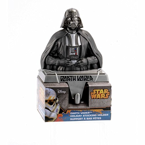Kurt Adler Darth Vader Stocking Hanger