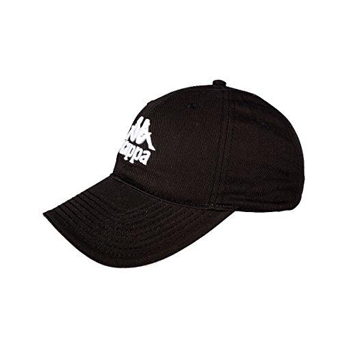 Kappa Gorra de béisbol - para Hombre negro