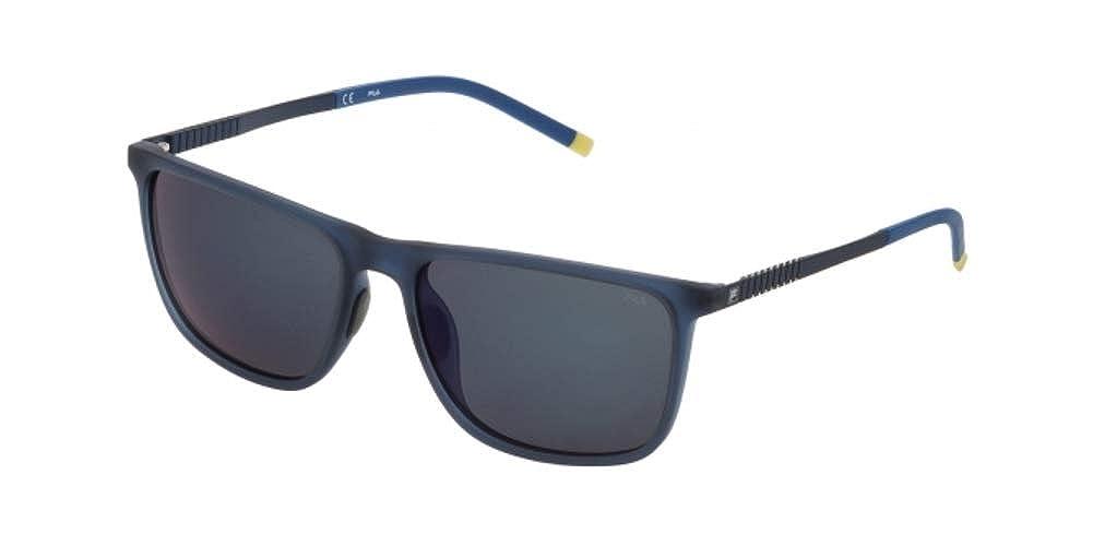 Fila SF9247 SEMI MATT TRANSP.BLUE (AGQB) - Gafas de sol ...
