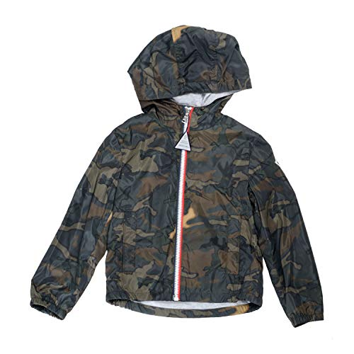 Moncler Kids's New_URVILLE_IMP Hooded Windbreaker Jacket Moncler 5A US 5 Years ()