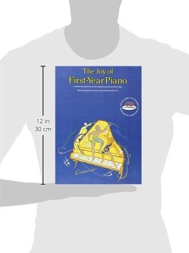 The Joy Of First-Year Piano With CD Wise Publications: Amazon.es: Denes Agay: Libros en idiomas extranjeros