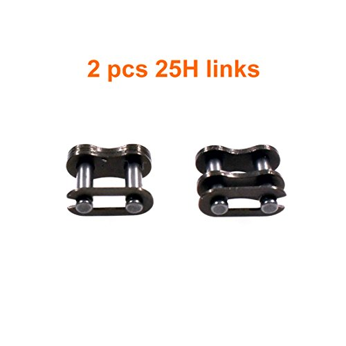 L-faster Electric Gocart Replacement Freewheel Electric Scooter Dirt Bike Spare No Teeth Flywheel for Motorcycle Chainwheel 4 Mount Holes ()