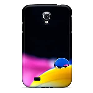 New Arrival Cover Case With Nice Design For Galaxy S4- Colourful Petal
