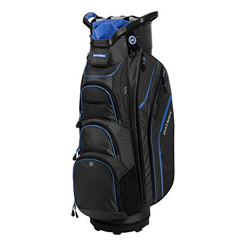 Datrek Unisex Sgo Cart Bag Black/Royal